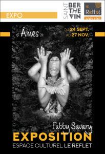 Exposition Fabby Savary Le Reflet 2021